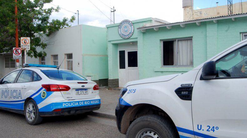 El rápido despliegue de agentes de la 24ª permitió la detención del delincuente.