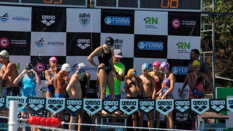 El Torneo de la República está en pleno desarrollo en Cipolletti.
