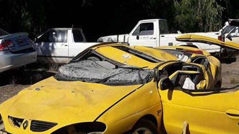 Los accidentes ocurrieron casi en simultáneo pero en diferentes lugares.