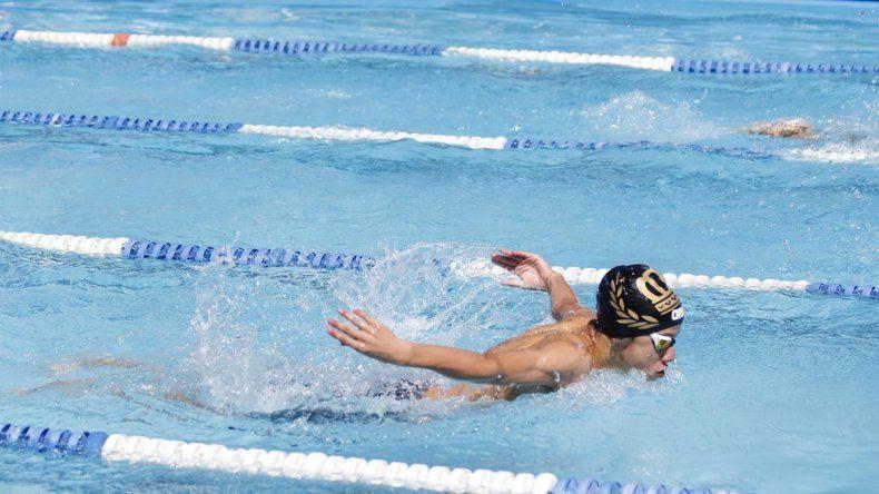 Mirá las mejores fotos del nacional de natación en Cipolletti