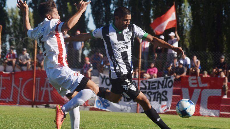Seguel ha jugado hasta el momento los tres partidos de la Copa Argentina 2018. Hoy podría salir del 11 titular.