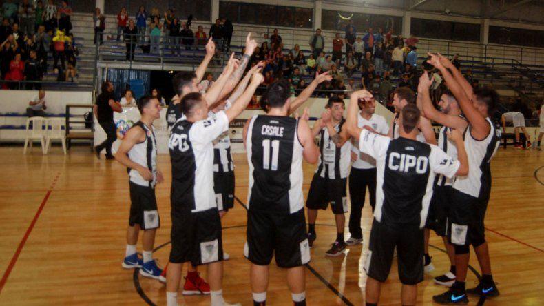 Arranque triunfal en el 2018 para Cipo como local: ganó los dos partidos.