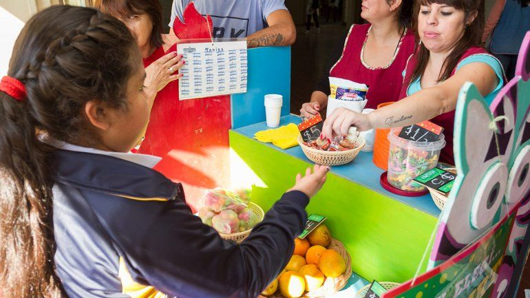 Las especialistas de Salud Escolar quieren más kioscos saludables en las escuelas