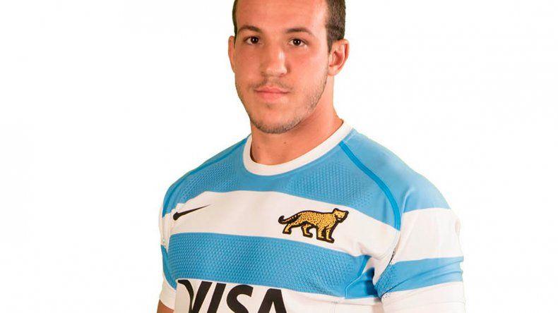 Nogueira ya se puso la de Argentina para el lente oficial de la UAR.