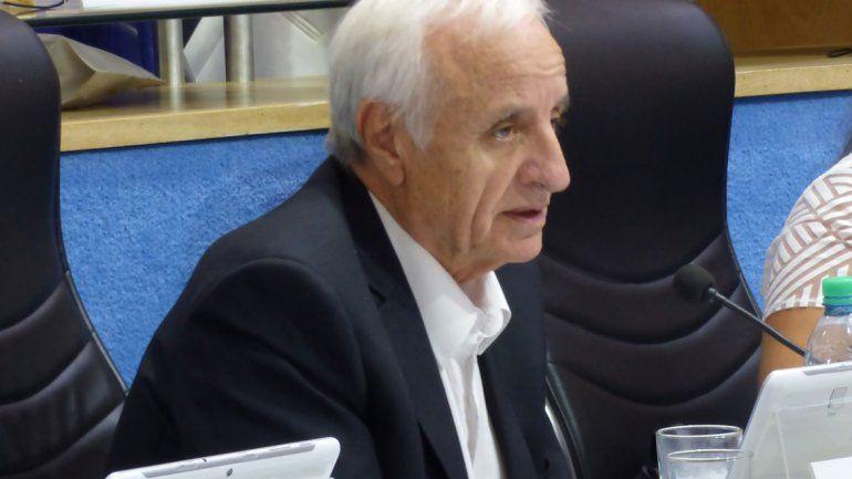El legislador Jorge Ocampos tiene cifradas expectativas de solución.