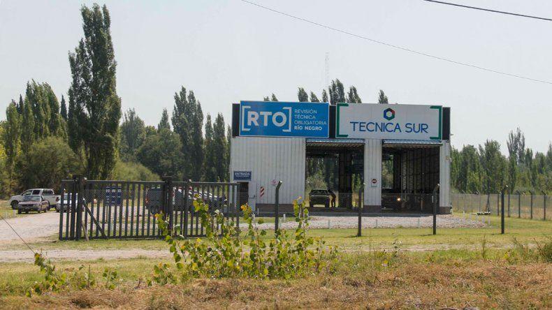 Los nuevos talleres de la RTO funcionan en el kilómetro 6