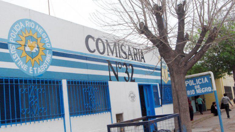 La Comisaría 32ª recibió la denuncia de los damnificados por el hecho.