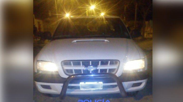 Paseaba por Neuquén y encontró la camioneta que le habían robado en Cipolletti