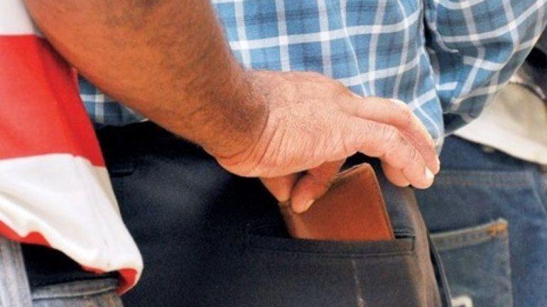 Preocupación por los pungas que roban en los supermercados cipoleños