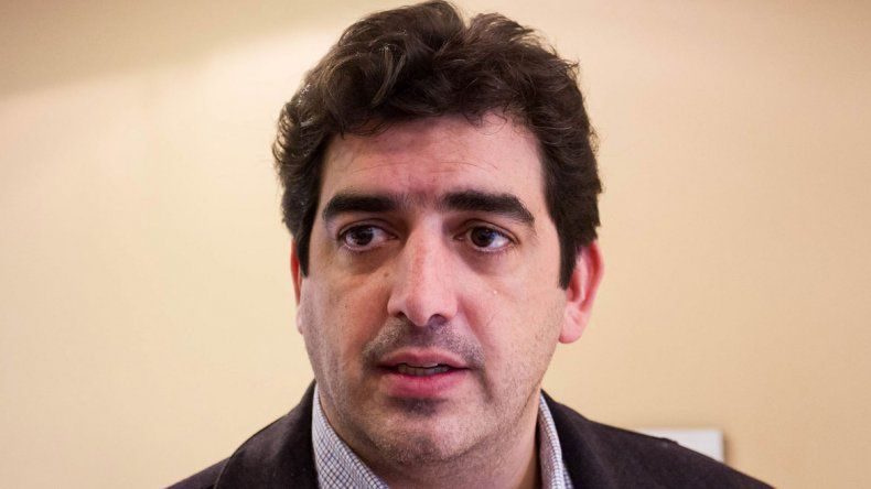 Diego Vázquez fue la mano derecha de Aníbal Tortoriello durante gran parte del mandato. La relación se desgastó. Vázquez no se iría muy contento.