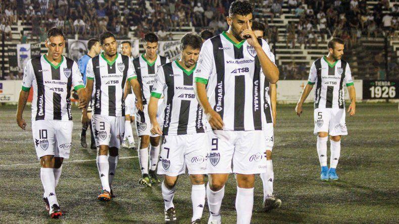 Cipo profundizó su crisis: perdió 3 a 1 con Sansinena