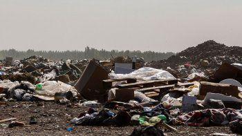 El basural ya casi no tiene espacio disponible. Lo antes posible, el Municipio empezará a enviar desechos a Neuquén.