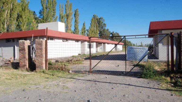 En el Parque Industrial la nueva sede está prácticamente lista.