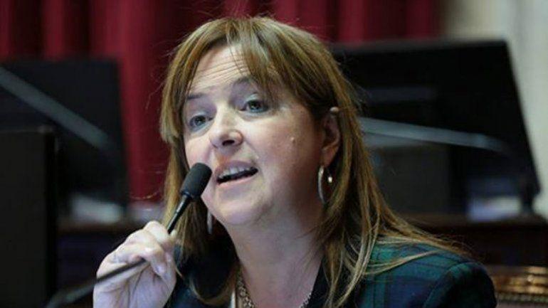 La senadora se ilusiona con la alianza electoral