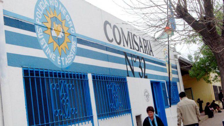 Uno de los Bin Laden quedó preso en la Comisaría 32.