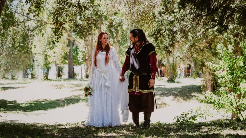 Los detalles de una de las bodas más especiales y mágicas del año