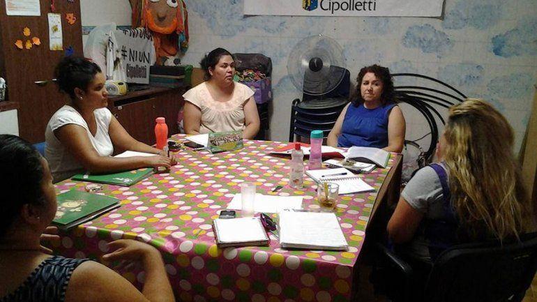 Los referentes del programa social planifican la ampliación del programa: además de debatir sobre abuso