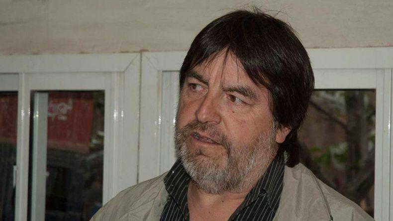 El dirigente Jaime Flores descargó su bronca contra los funcionarios.
