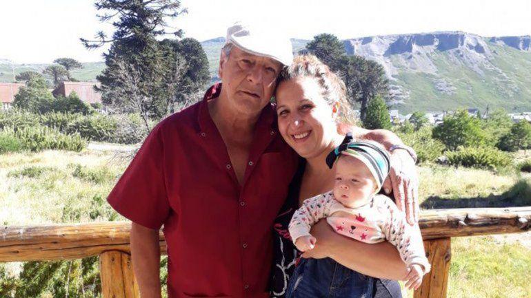 Cintia Moreno se encontró con su papá y cumplió uno de sus sueños: presentarle a sus hijos. Ella no lo veía desde hace más de 30 años.