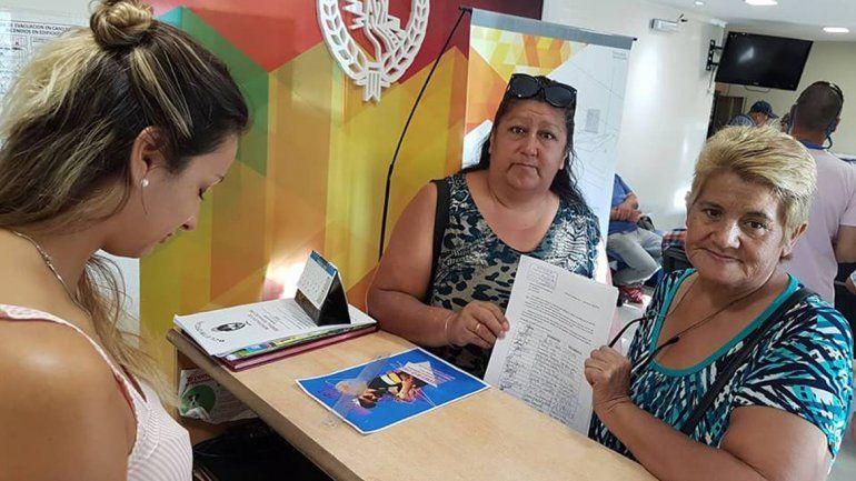 Vecinos de Oro reclaman obra de gas para un loteo social