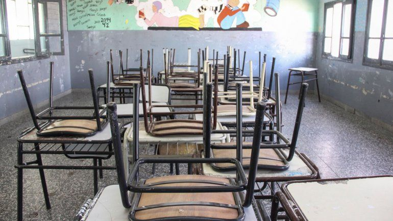 Mirá cuáles son las cuatro escuelas que no pudieron empezar las clases