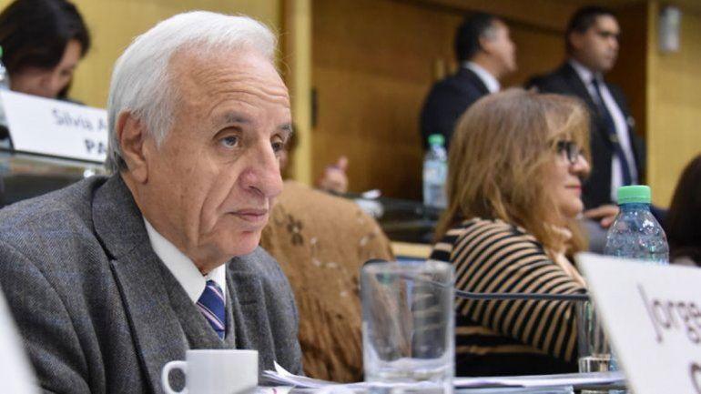El dirigente cipoleño se sumó al bloque legislativo de Cambiemos.