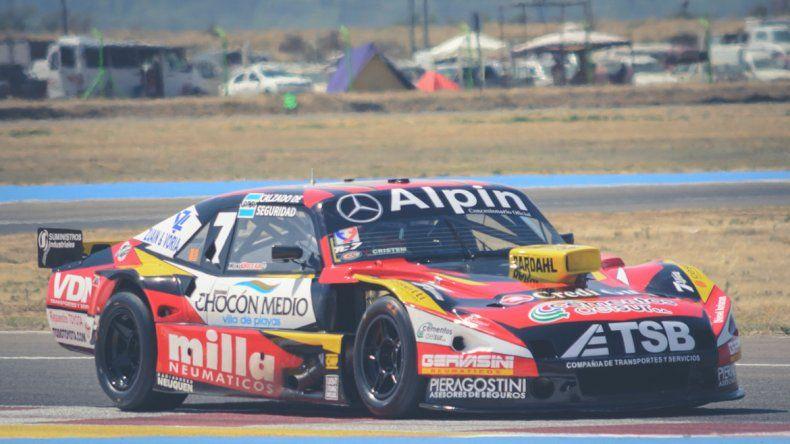 Manu Urcera avanzó seis puestos en la clasificación final.