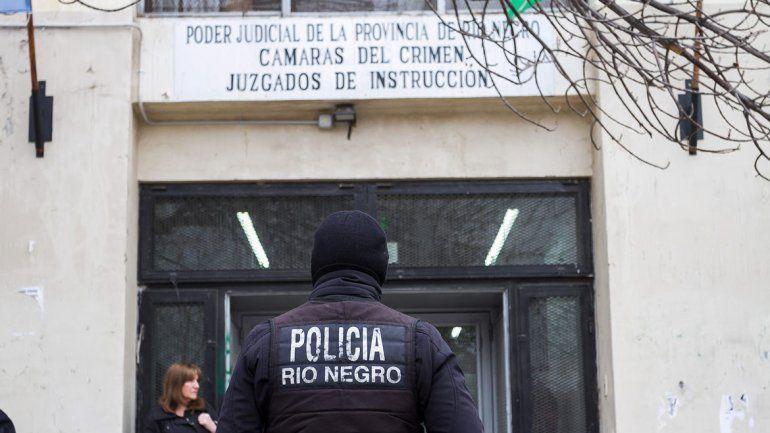 Desde el Poder Judicial cipoleño se habló de una gran megacausa.