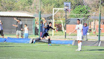 El enganche cipoleñoconvirtió el segundo gol.
