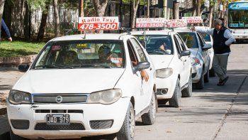afirman que la actividad de los taxis cayo un 30 por ciento