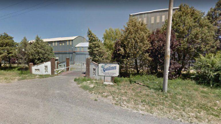 Las irregularidades fueron detectadas en la planta ubicada en la Ruta Chica.
