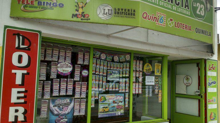 Un cipoleño ganó $1,8 millones en la Lotería