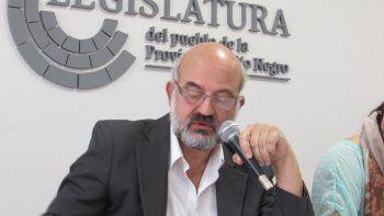 El cipoleño Marcelo Mango impulsa un cambio en la Magistratura.