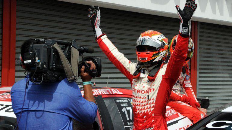 Urcera compartirá con la marca la temporada de TN y Súper TC 2000.