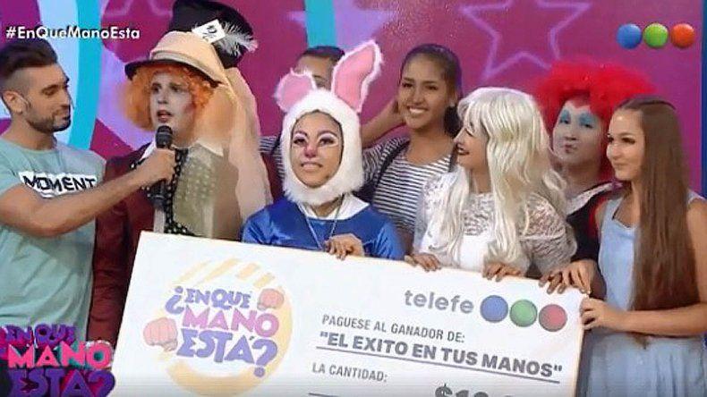 Latindream brilló en la pantalla  de Telefe