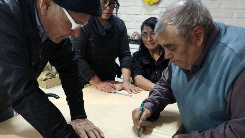 Las clases se dictan en la sede del CITE en Las Perlas.