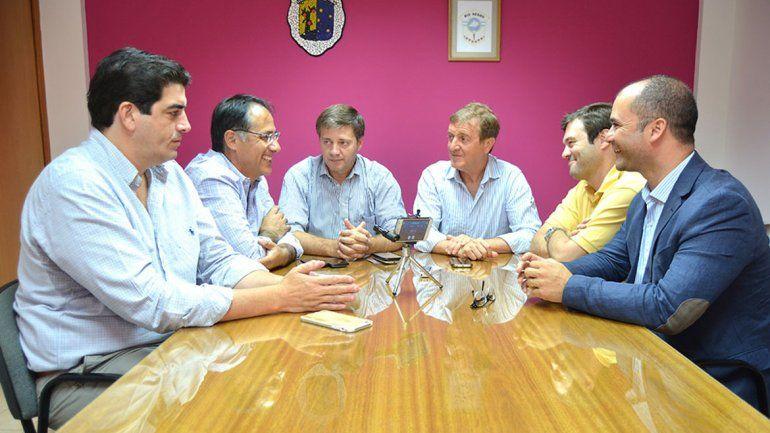 Vázquez trabajará junto a Wisky en el armado político de Cambiemos.