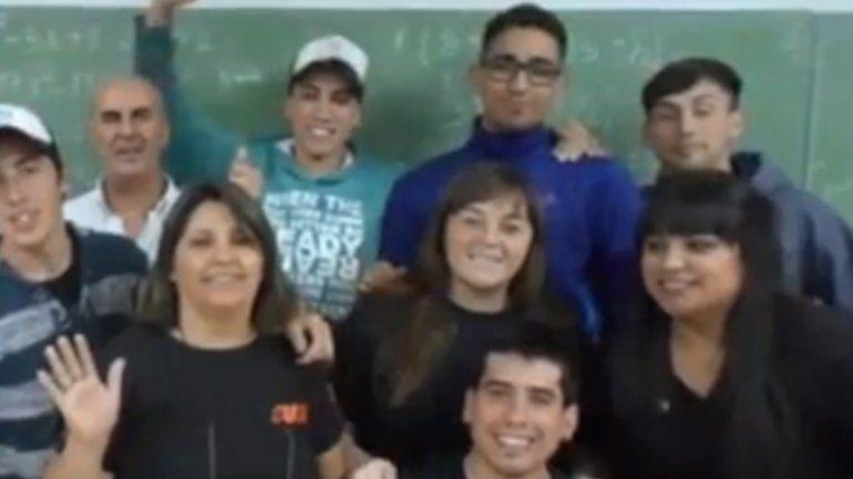 Mirá el original video que incentiva a los cipoleños a terminar el secundario