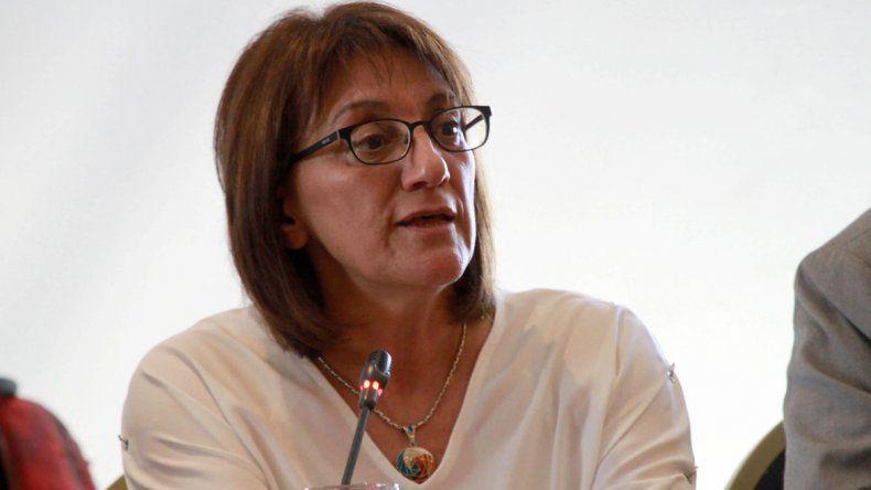 Silva aseguró que descontarán los días de paro a los docentes