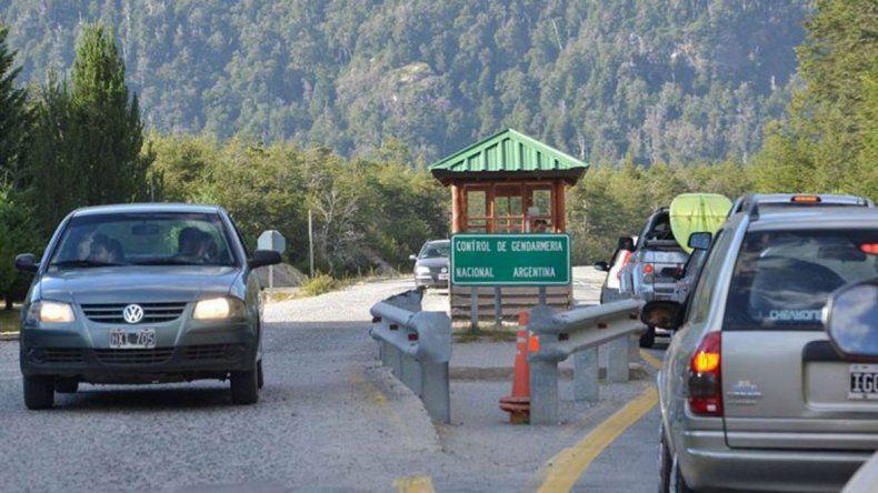 La búsqueda de la pareja y los menores se extendió hasta la frontera con Chile