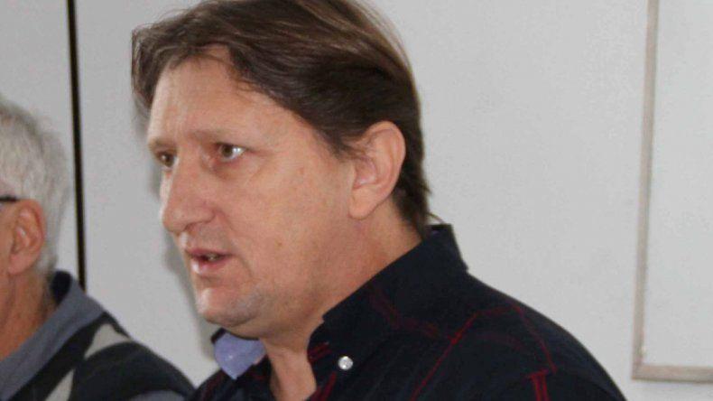 José Luis Bunter refirió la bronca que hay por los Ingresos Brutos.