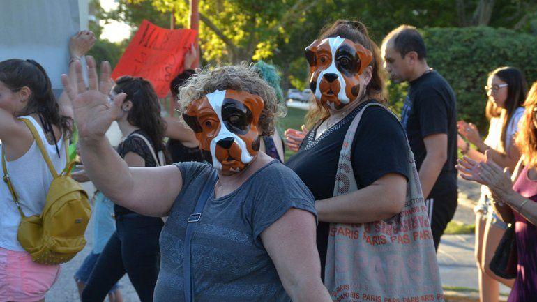 Matanza de perros: hicieron dos autopsias