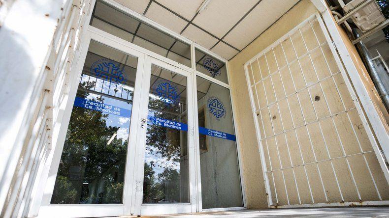 La actividad tendrá lugar en la sede de la Facultad de Ciencias Médicas.