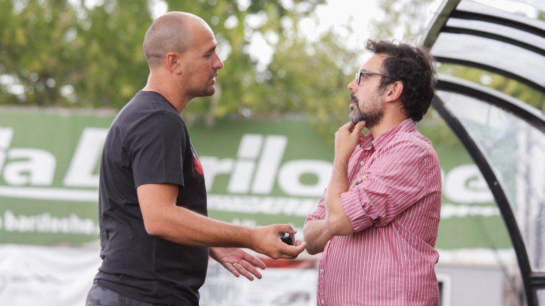 Guillermo San Pedro y Gonzalo Romero
