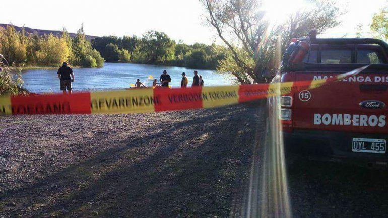 Hallaron sin vida al joven que era buscado en las aguas del río Negro