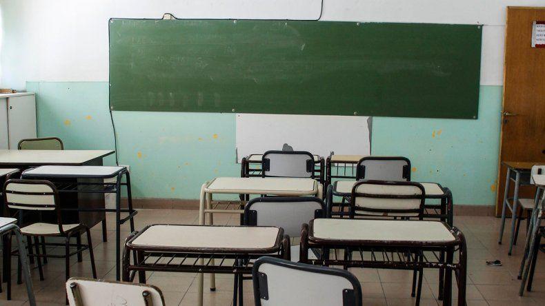 La escuela 53 ya perdió un día por falta de agua