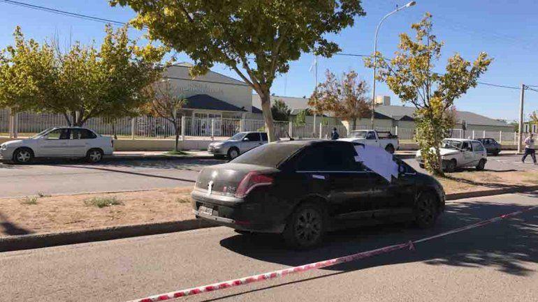 Persecución, dos detenidos y un auto secuestrado: creen que está vinculado a las balaceras