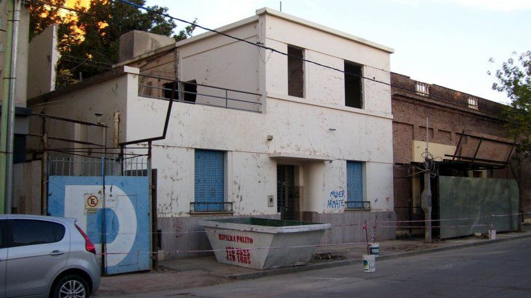 La casa de Mengelle está en calle Villegas