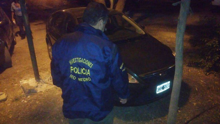 La Brigada está buscando frenar el robo permanente de autos.