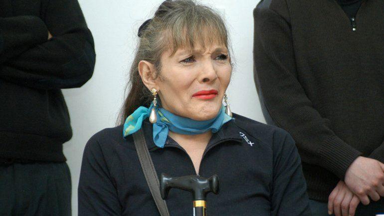 Laila Díaz estaba cumpliendo una condena de 30 años de cárcel.
